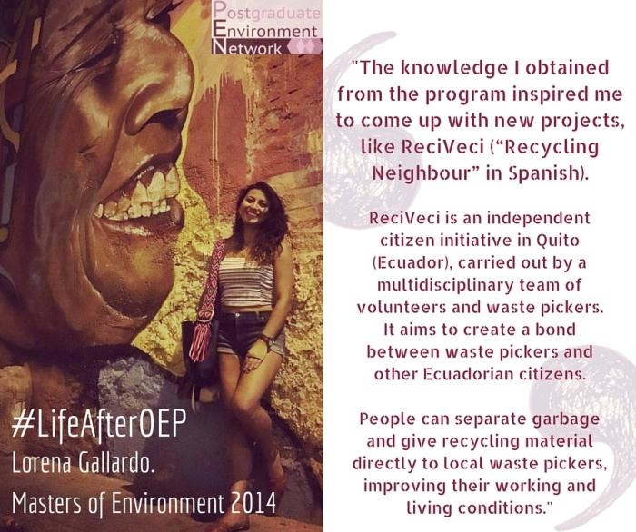 LifeAfterOEP 01 Lorena Gallardo